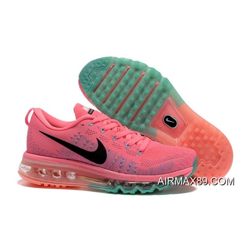 premium selection 549df 3e0ed 2020 Online Women Nike Air Max 2014 Flyknit Sneakers SKU 13640-260 ...