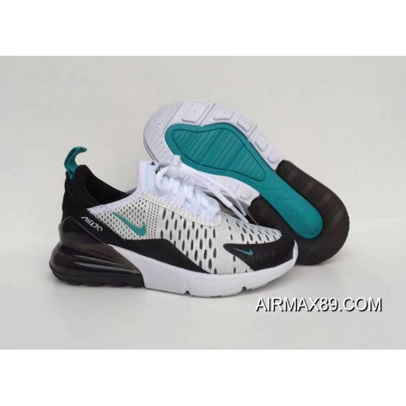 59e8ad5a92b Kids Nike Air Max 270 Running Shoe SKU 178133-244 2020 Discount ...