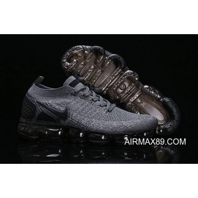 462c3cb83e1d Men 2018 Nike Air VaporMax 2 Running Shoes SKU 38858-520 2020 Where To ...