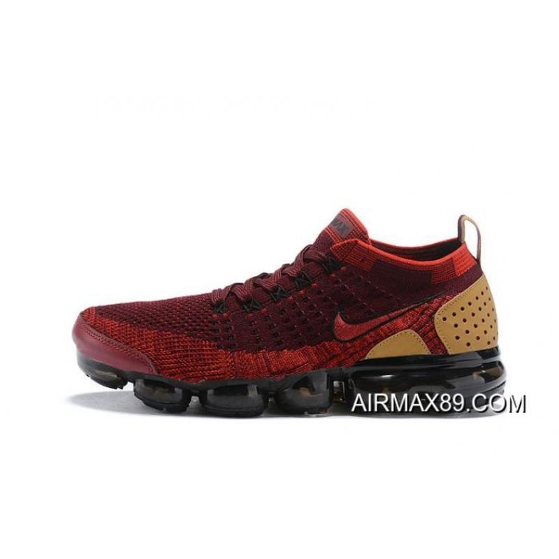 0fa86d9402d Men 2018 Nike Air VaporMax 2 Running Shoes SKU 167807-527 2020 Authentic ...
