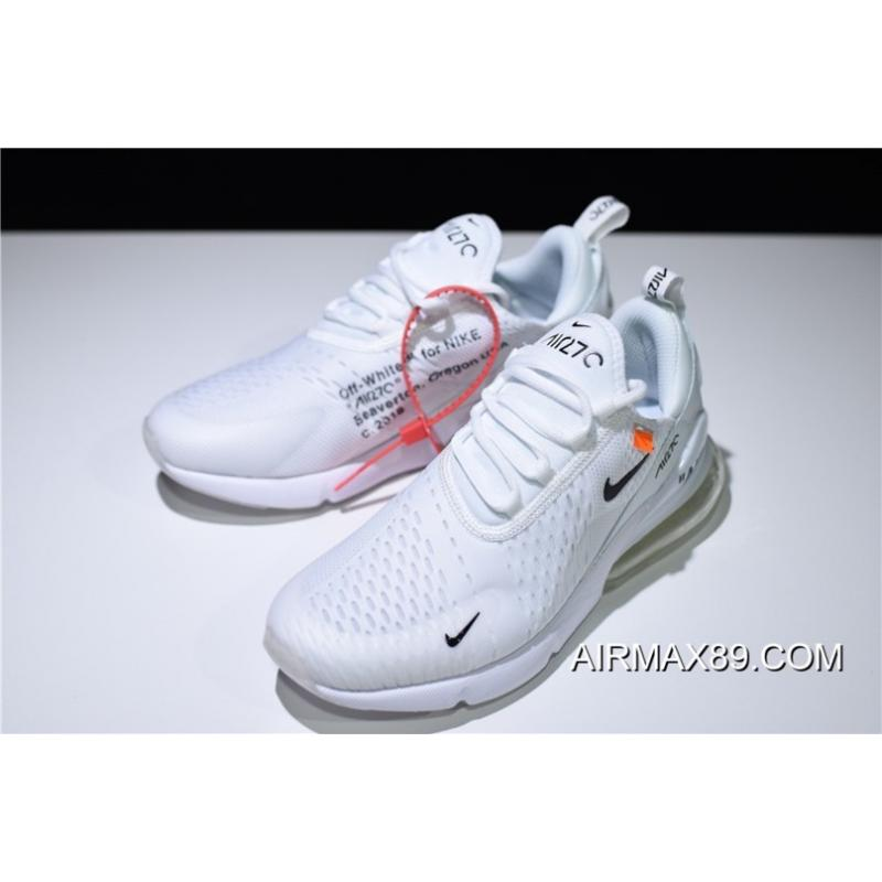 27ceb967f6 ... black ae561 7f465; low cost women men 2020 outlet mens and wmns off  white x nike air max 270