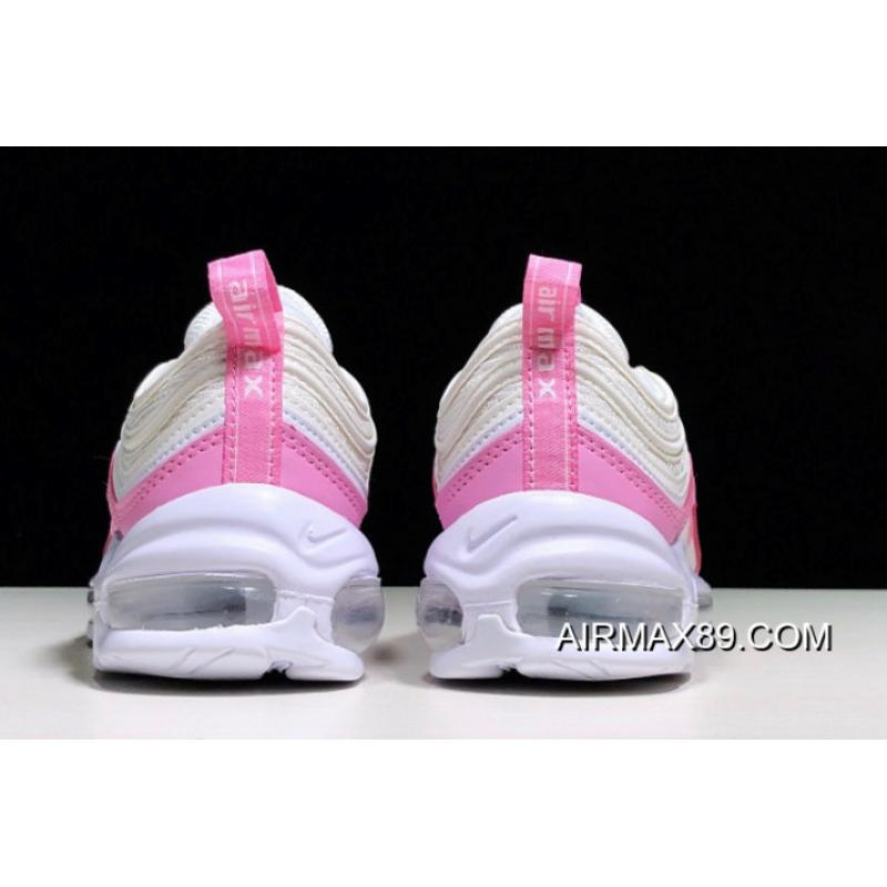 """0439227fd3 ... Women 2020 New Year Deals Wmns Nike Air Max 97 Essential """"Psychic Pink""""  BV1982"""
