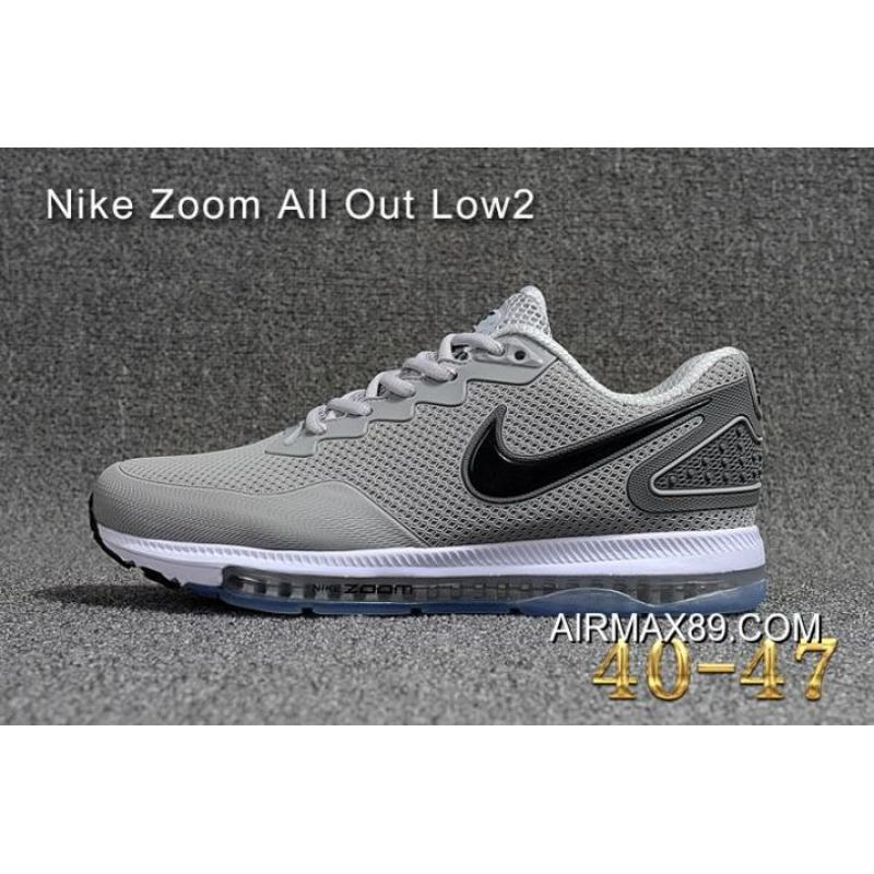 8fc4758534a5 2020 New Release Men Nike Zoom All Out Low Running Shoes KPU SKU 106537- ...