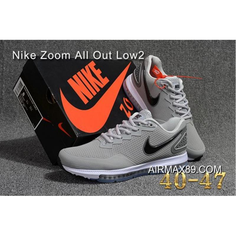 c7ff15a959482 ... 2020 New Release Men Nike Zoom All Out Low Running Shoes KPU SKU 106537-  ...
