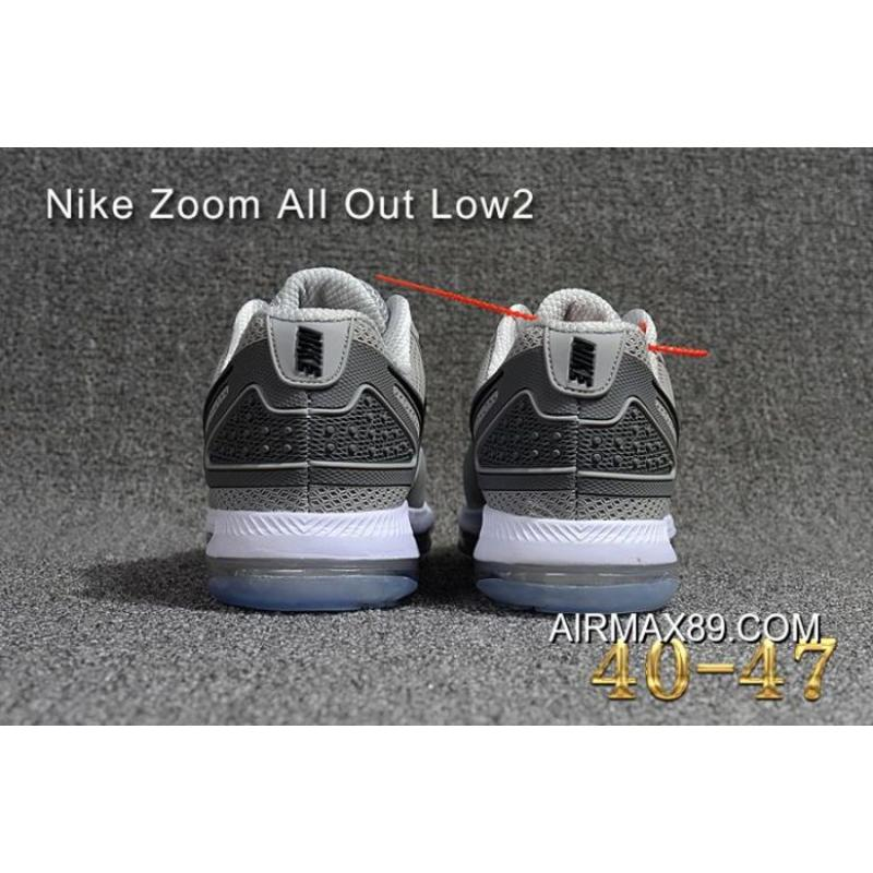 92c9ab432ad5a ... 2020 New Release Men Nike Zoom All Out Low Running Shoes KPU SKU 106537-