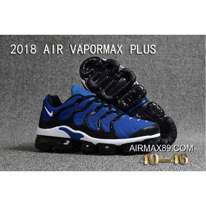 0a1b377a94fc Men Nike 2018 Air VaporMax Plus Running Shoes KPU SKU 169663-302 2020 New  ...