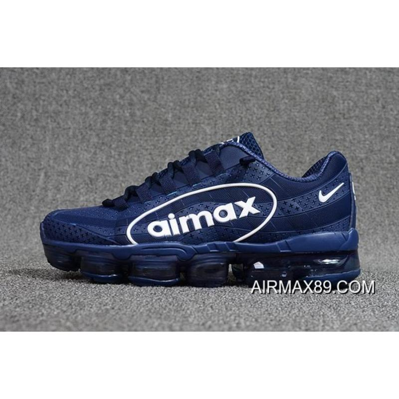 new styles 24064 ddff2 Men Nike 2018 Air VaporMax 95 Running Shoes KPU SKU:143734-349 2020 New  Style