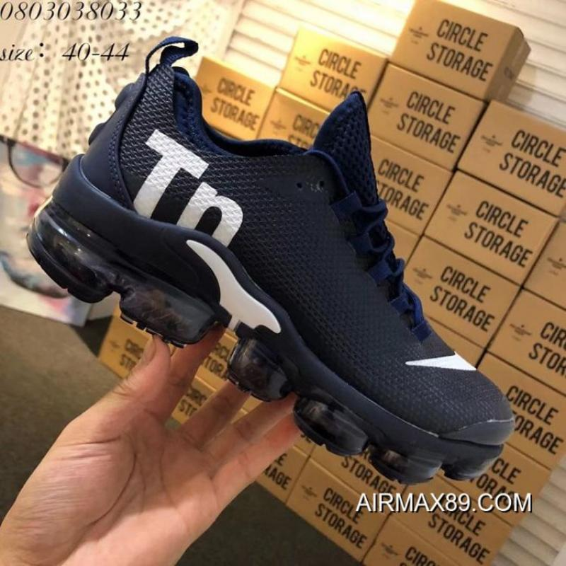 new lifestyle top brands fashion style 2020 New Style Men Nike Air VaporMax TN Running Shoe SKU ...