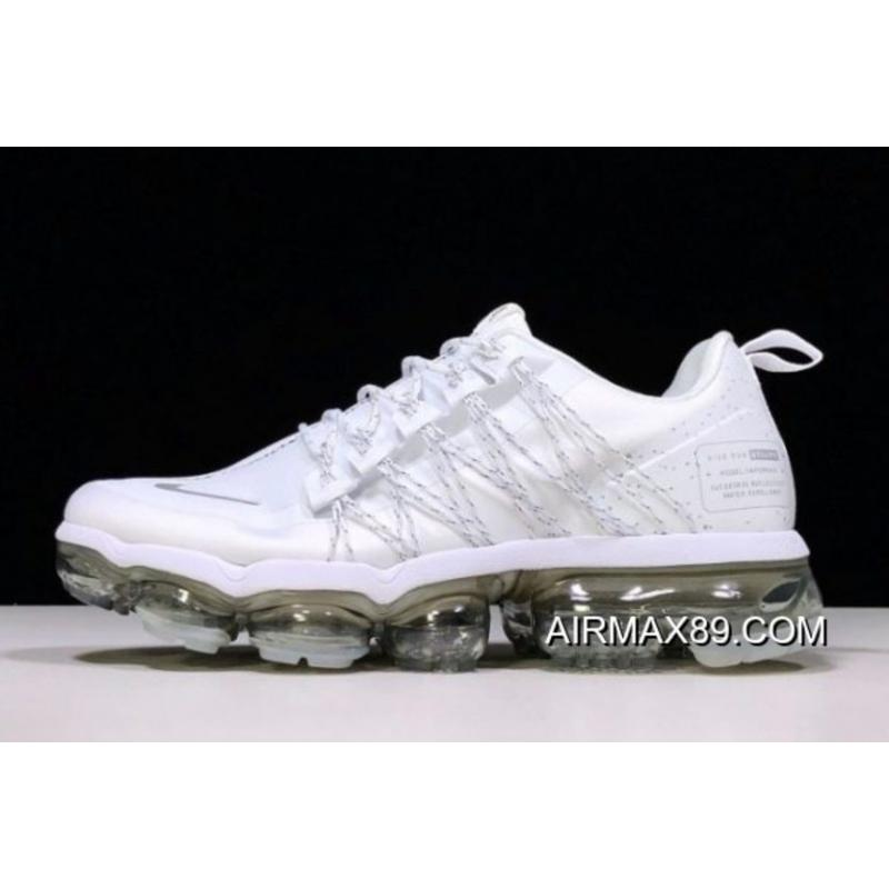 info for 55da2 d81cc Women/Men 2020 Hot Selling Nike Air VaporMax Run Utility White/Reflect  Silver AQ8811-100