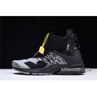 7f305d6900f Men ACRONYM X NikeLab Air Presto Mid Running Shoes SKU 141732-342 New Year