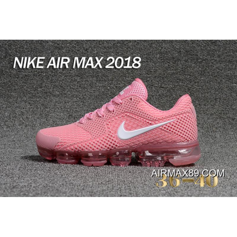 ab0a8ddd9b3 2020 Discount Women Nike Air VaporMax 2018 Sneakers KPU SKU 59629-215 ...