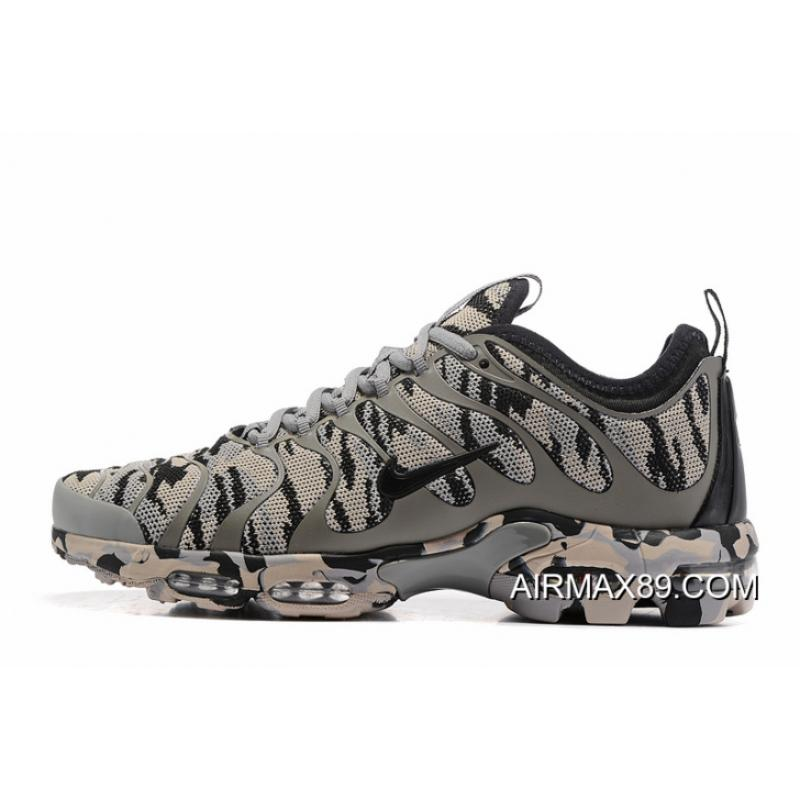 top fashion cc040 1d309 Women Nike Air Max Plus TN Ultra Camouflage Sneaker SKU:146404-219 2020  Outlet