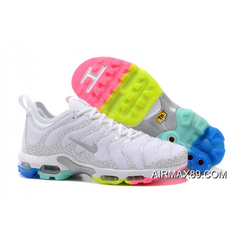 ecb25a1263e7 2020 Outlet Women Nike Air Max Plus TN Ultra Sneaker SKU 68187-226 ...