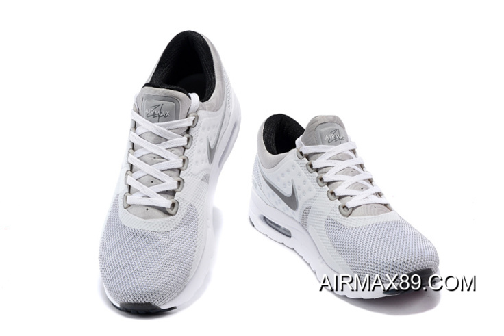 2020 Latest Men Nike Air Max Zero Running Shoes SKU:65484 298
