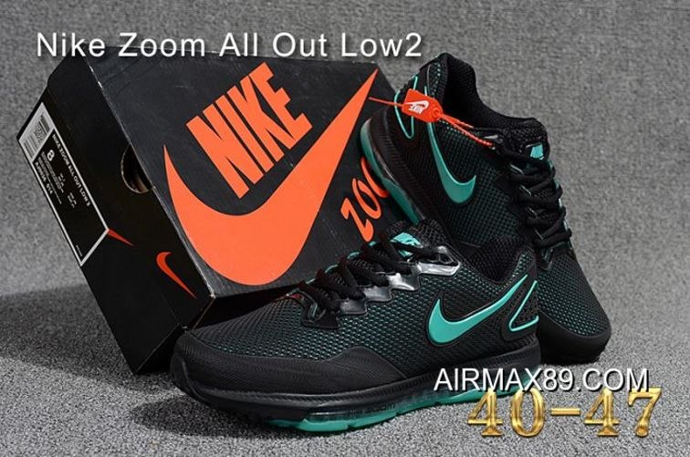 9dfb4c161fc4 2020 Discount Men Nike Zoom All Out Low Running Shoes KPU SKU 145894 ...