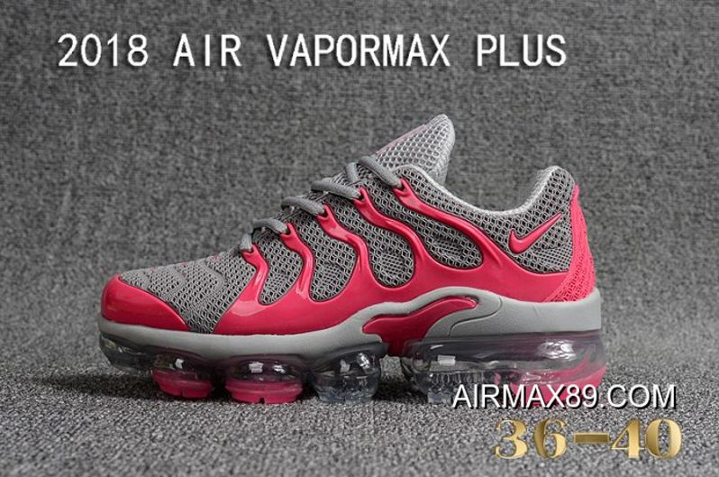 e24ac7103e6 2020 New Release Women Nike 2018 Air VaporMax Plus Sneakers KPU SKU 182187- 226