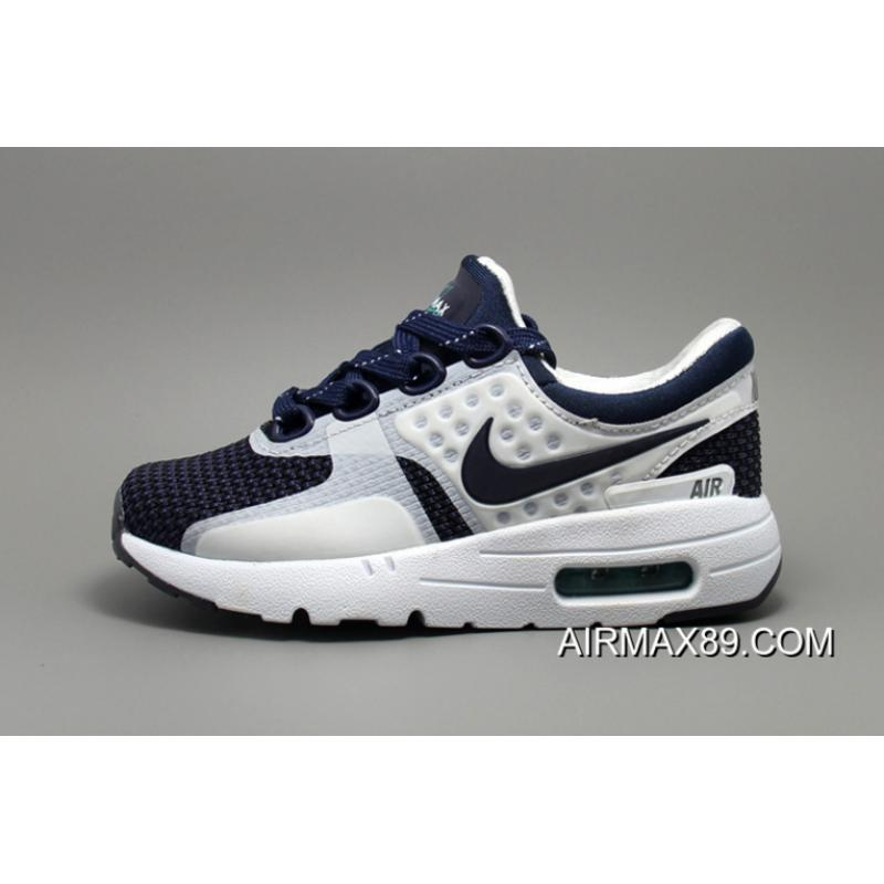 classic fit ecb87 d46ff Kids Running Shoes Nike Air Max Zero SKU:179232-216 2020 New Release