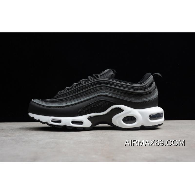 For Sale R21NIKE AIR MAX TN PLUS 97 Swap Shoes And Black