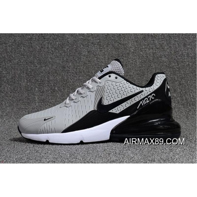 2020 Authentic Men Nike Air Max 270 Running Shoe KPU SKU:69455 224