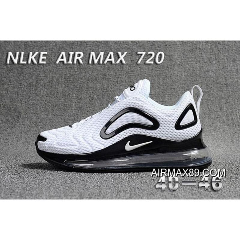 2020 Free Shipping Men Nike Air Max 720 Running Shoes KPU