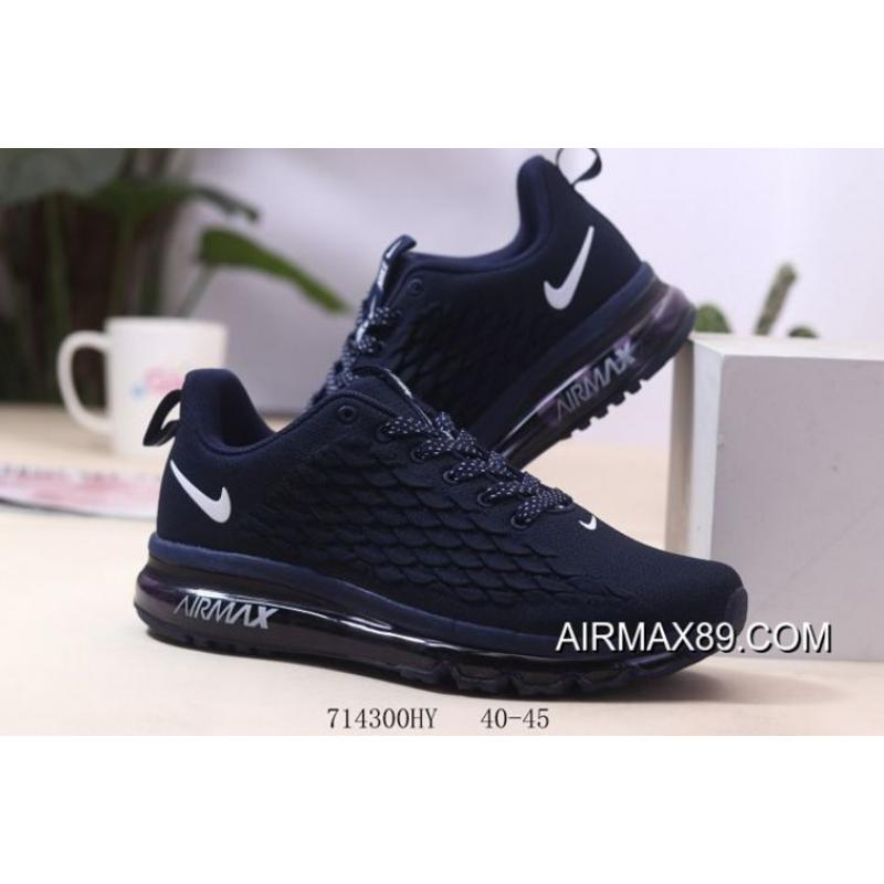 Nike Air Max Dlx 2019 All Black 849550 001 Running Shoe