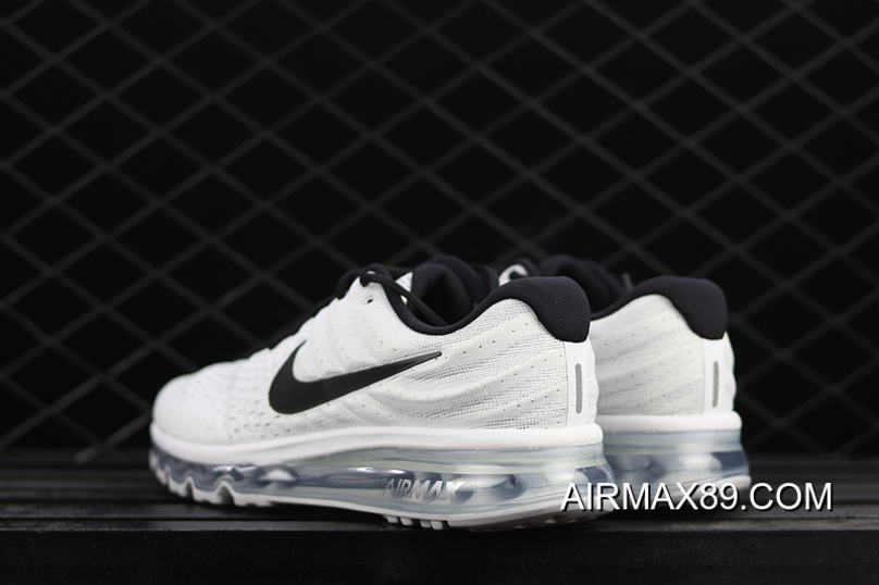 Version Of The Nike Air Max 2017 Mesh Breathable Running