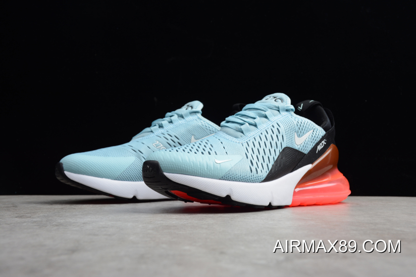 2020 Authentic Women's Size Nike Air Max 270 Ocean Bliss