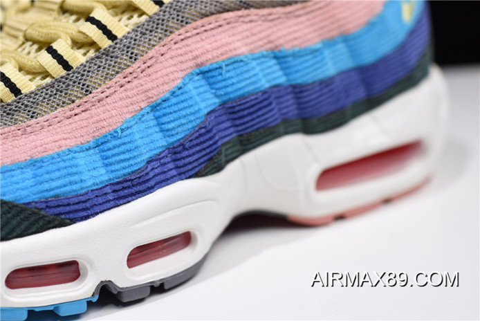 WomenMen Sean Wotherspoon X Nike Air Max 9795 VF SW Light